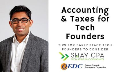 Accounting & Taxes for Tech Founders