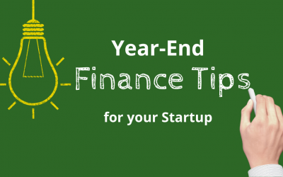 Year-End Finance Tips for Your Startup
