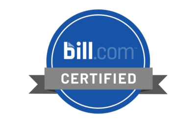 Our Team is Bill.com Certified