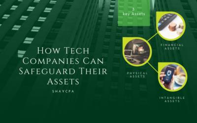 How Tech Companies Can Safeguard Their Assets