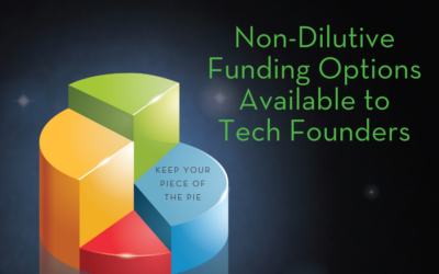 Non-Dilutive Funding Options Available to Tech Founders