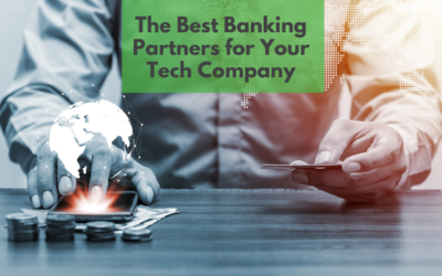 The Best Banking Partners for Your Tech Company